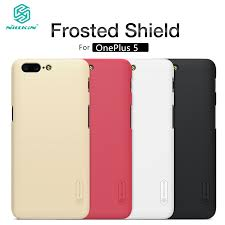 <b>OnePlus</b> 5t 1+5T Case 6.01&quot; NILLKIN Super Frosted Shield ...