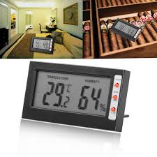 <b>Hygrometer Thermometer</b>, EEEKit Adjustable <b>Mini Digital</b> Indoor ...