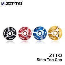 "<b>ZTTO MTB Bicycle Headset</b> stem fork Top Cap 1 1/8"" Threadless ..."