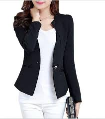 IMC <b>New</b> Fashion Spring Women Slim <b>Blazer Feminino</b> Coat Casual ...