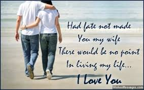 I Love You Messages for Wife: Quotes for Her | WishesMessages.com via Relatably.com