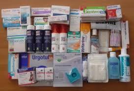 """Résultat de recherche d'images pour """"trousse à pharmacie voyage"""""""