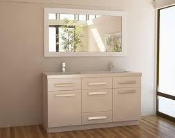 element contemporary bathroom vanity set: design elements j ds w moscony quot white single sink bathroom vanity set