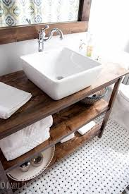 open bathroom vanity cabinet: this is for the bathroom but its what i want the bottom cabinets to look like