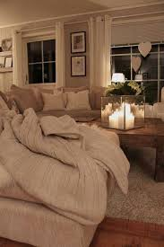 apartment cozy bedroom design: there is nothing in the world more cozy and comfy than a living room lit by
