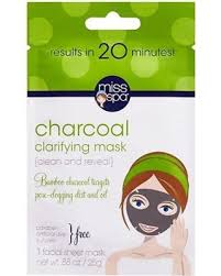 Shopping Special: <b>Miss Spa</b> Clean and Reveal Clarifying Mask ...