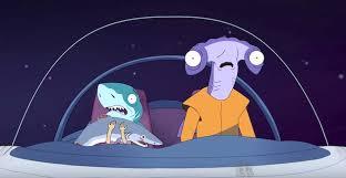 SPACE <b>SHARKS</b> - 2019 - <b>Thinking Animation</b>