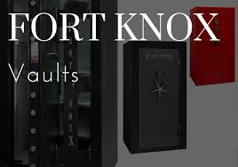<b>Fort Knox</b> Safes: 7 Series Of Safes, Crazy Amount Of Options