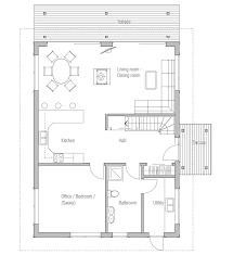Affordable Home Plans  Affordable House Plan CH Economical Home Plan CH Affordable House