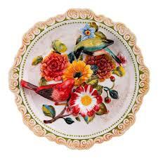 <b>Декоративная тарелка LEFARD</b>, 59-610 – купить в интернет ...