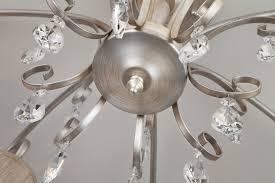 Серебряный потолочный светильник <b>60065/8</b> Классика - купить в ...