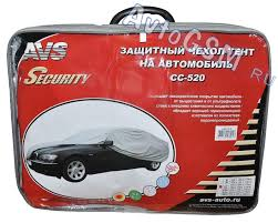 <b>Защитный чехол</b>-тент на автомобиль AVS Security CC-520 XL ...