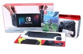 <b>Nintendo Switch</b> – <b>игровая</b> консоль нового поколения