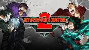 <b>MY HERO</b> ONE'S JUSTICE 2/Nintendo Switch/eShop Download