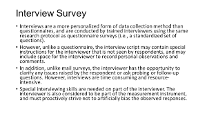 ir 502 research methods data collection survey research interviews 15 interview