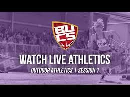 BUCS <b>Outdoor Athletics</b> Championships 2019 | Session 1 - YouTube