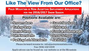 employment poley mountain