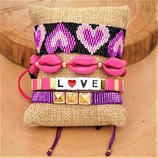 Go2boho, <b>браслет с эмалью</b>, плитка, MIYUKI, браслеты для ...