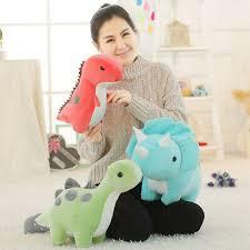 <b>Lovely Cartoon Animal Dinosaur</b> Plush Toy Stuffed Dolls Home Car ...