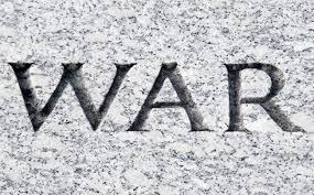 words short essay on war