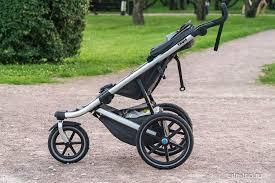 Мой отзыв о <b>Thule Urban Glide</b> - коляска для бега с ребенком