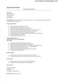 dance teacher  lt a href  quot http   cv tcdhalls com resume e html    dance teacher resume sample   best sample resume