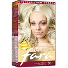 """Отзывы о Стойкая крем-<b>краска для волос Fara</b> """"Скандинавская ..."""