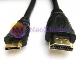 <b>Аксессуар Espada mini HDMI</b> 19M to HDMI 19M v1.4 1.8m ...