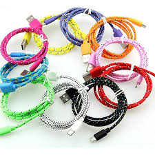 top 10 largest <b>1m 2m 3m</b> fabric <b>braided</b> micro usb cable ideas and ...
