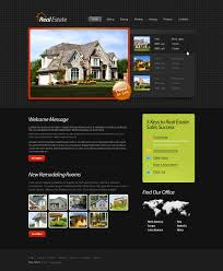 html5 template real estate website html5 template real estate website website template new screenshots big · zoom in