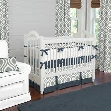 nautical ba room decor light blue wall  baby nursery gray and navy raindrops crib bedding boy ba bedding caro