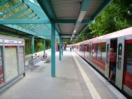Hochkamp station