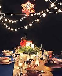 backyard dinner party ideas bev beverly backyard party lighting ideas