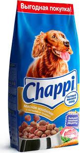 "<b>Корм сухой</b> для собак <b>Chappi</b> ""Сытный мясной обед"", мясное ..."