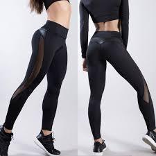 <b>2019 New Style Fashion</b> Hot Women's Gym <b>Yoga</b> Fitness Leggings ...