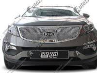 «<b>Сетка защитная</b> в <b>решетку радиатора</b> CHN для Kia Sportage III ...