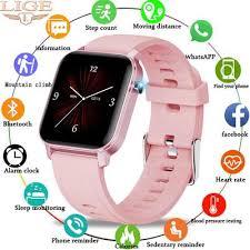 Магазин <b>LIGE Smart</b> Watch Official Store на Joom — отзывы ...