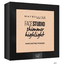 <b>Пудра</b>-<b>хайлайтер</b> MAYBELLINE <b>Face</b> studio shimmer highlight ...