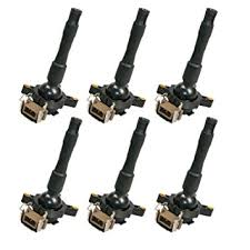 hex autoparts bmw 6 ignition coil 323 325 328 330 z3 525 528 540 740 amazoncom bmw z3 convertible top