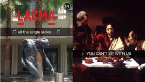 LACMA Using Memes to Attract The Youths :: Design :: News :: Paste via Relatably.com