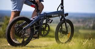 <b>HIMO Z20</b>: The Ultra-Dynamic Dual Mode E-Bike | Indiegogo