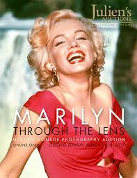 The Marilyn Monroe Through the Lens Auction