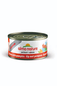 "<b>Консервы</b> для кошек <b>Almo Nature</b> ""<b>Legend</b>"", с курицей и тыквой, 70 г"