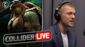 Why Alan Ritchson HATED Filming <b>Teenage Mutant Ninja Turtles</b> ...