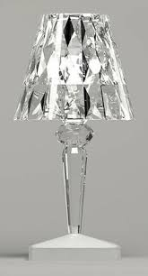 battery led table lamp this item has been created by designer ferruccio laviani for the label kartell battery table lamps ferruccio laviani