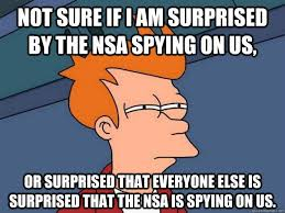 This one is so timely. I love the memes of Fry looking like this ... via Relatably.com