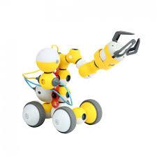 Детский <b>конструктор</b>-<b>робот</b> в наборе 12+ в 1 (<b>Mabot C</b>: Shenzhen ...