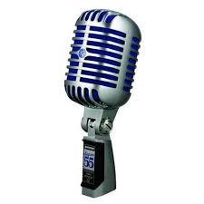 <b>Микрофон Shure Super</b> 55 Deluxe – купить в Москве, цена 18 000 ...