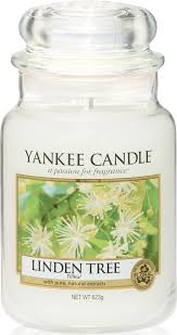 "<b>Ароматическая свеча</b> Yankee Candle ""Липа / <b>Linden Tree</b>"", 110 ..."
