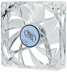 <b>Вентилятор</b> для корпуса <b>Deepcool XFAN</b> 120L/B — купить по ...